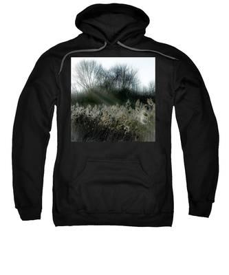 Winter Fringe Sweatshirt