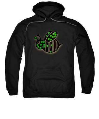 Honeybee Colony Hooded Sweatshirts T-Shirts