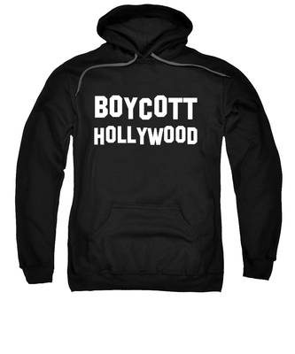 Boycott Hollywood Sweatshirt