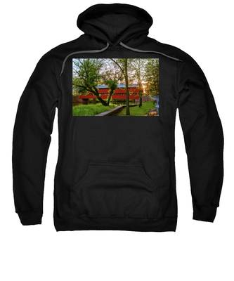 Covered Through Tree Sweatshirt