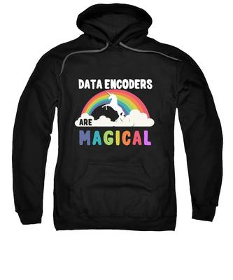 Data Encoders Are Magical Sweatshirt