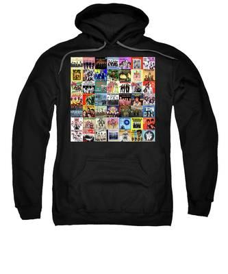 Doo Wop Singers Sweatshirt
