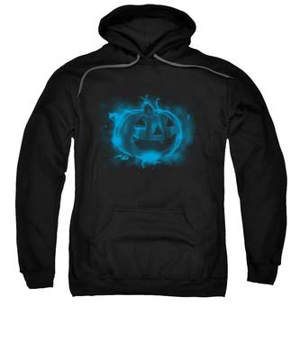 Electric Pumpkin Sweatshirt