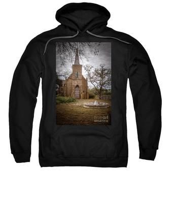 Gothic Revival Church  Sweatshirt