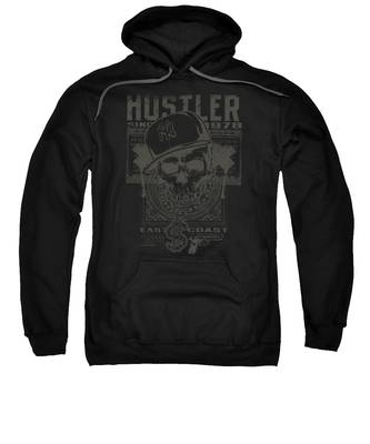 Distress Hooded Sweatshirts T-Shirts