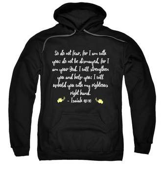 Isaiah 4110 Bible Sweatshirt