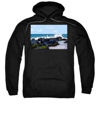 Ocean Meets The Coast Sweatshirt