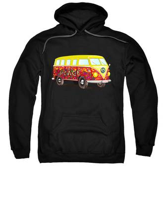 Designs Similar to Peace And Love Hippy Van