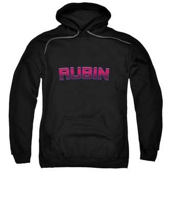 Rubins Hooded Sweatshirts T-Shirts
