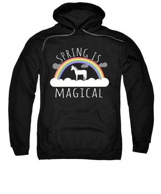 Spring Is Magical Sweatshirt