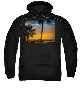 Sunset On The Island Sweatshirt