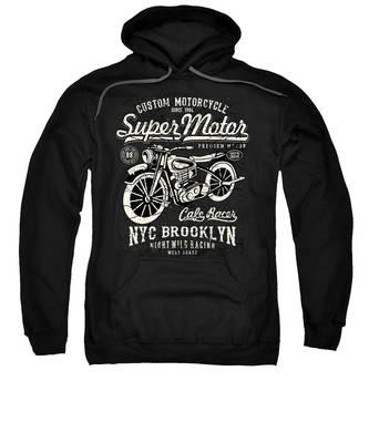 Motorcycle Club Hooded Sweatshirts T-Shirts