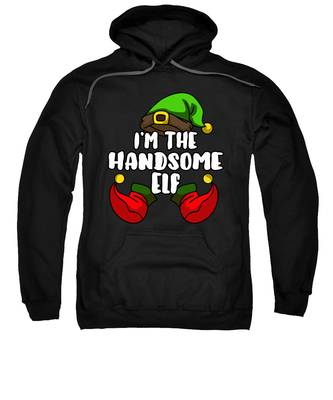 Handsome Hooded Sweatshirts T-Shirts