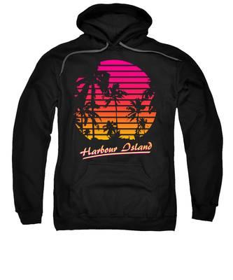 Harbour Hooded Sweatshirts T-Shirts
