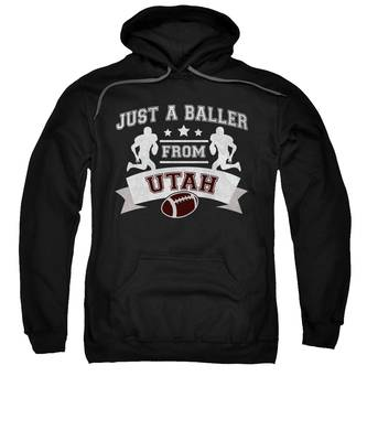 Utah Hooded Sweatshirts T-Shirts