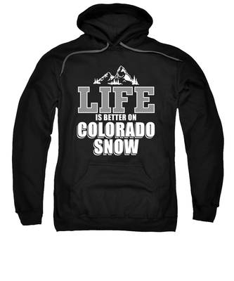 Aspen Hooded Sweatshirts T-Shirts
