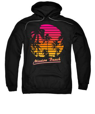 Mission Hooded Sweatshirts T-Shirts