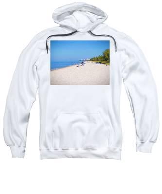 A Day At Naples Beach Sweatshirt