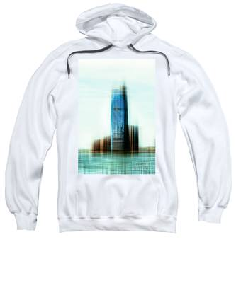 A Look To New Jersey II - Steel Sweatshirt