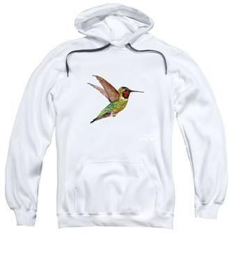 Anna Hummingbird Sweatshirt