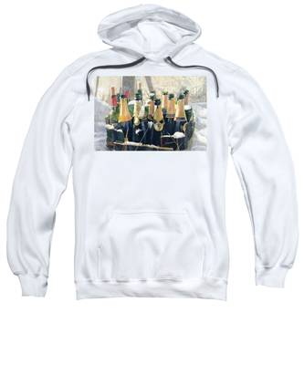 Champers Hooded Sweatshirts T-Shirts