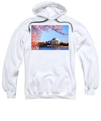 Cherry Jefferson Sweatshirt