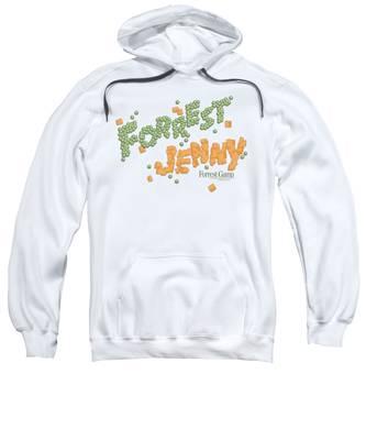Forrest Hooded Sweatshirts T-Shirts