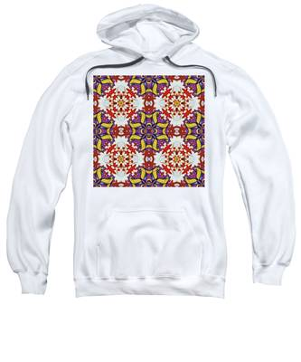 Graffito Kaleidoscope 40 Sweatshirt