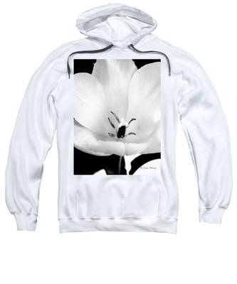 Sweatshirt featuring the photograph Luminance by Susan Kinney