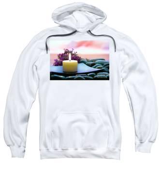 Meditation Candle Sweatshirt