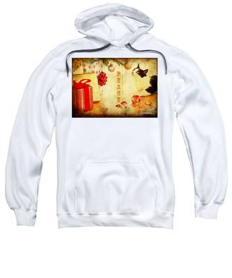 Peace And Joy To All Sweatshirt