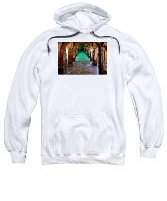 Pillars Of Time Sweatshirt
