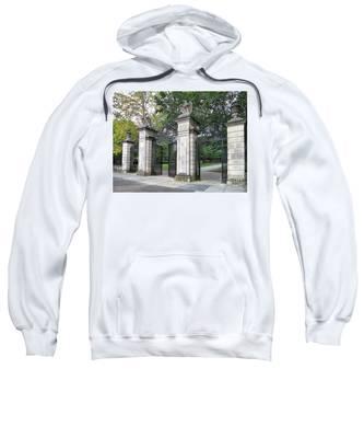 Princeton University Main Gate Sweatshirt