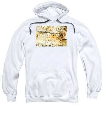 Rust And Peeling Paint Sweatshirt