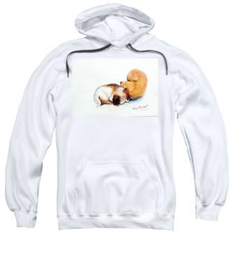 Sleeping Puppies Sweatshirt