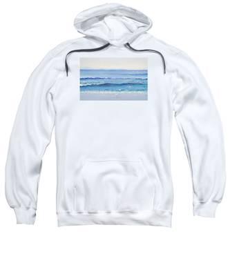 Summer Seascape Sweatshirt