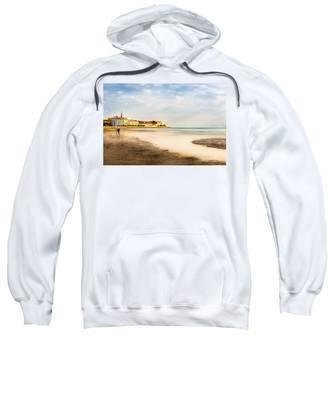 Take A Walk At The Beach Sweatshirt