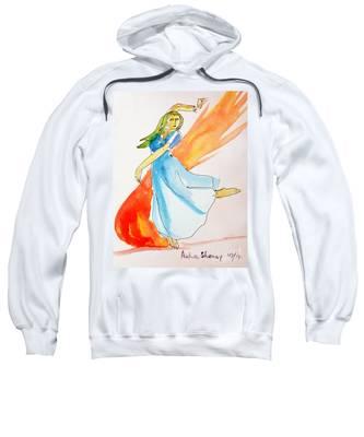 The Blazing Dancer Sweatshirt