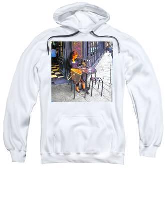 The Brasserie In Paris Sweatshirt