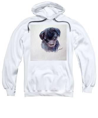 The Puppy Sweatshirt