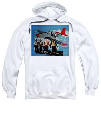 Leon Hollins Hooded Sweatshirts T-Shirts