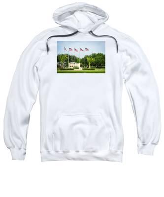 Veterans Memorial Laguna Vista Texas Sweatshirt