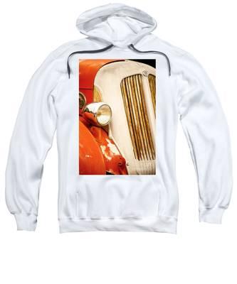 1940's Seagrave Fire Engine Sweatshirt