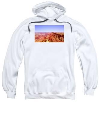 horizon in Grand Canyon Sweatshirt