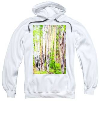 Out Of One Many Fractal Sweatshirt