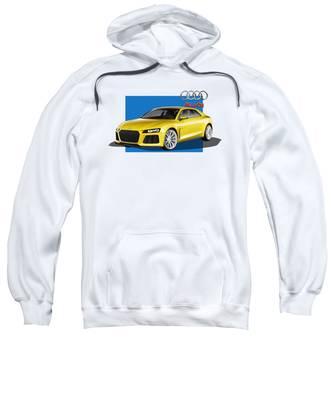 Audi Ag Hooded Sweatshirts T-Shirts