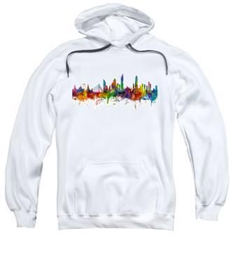 Bangkok Thailand Skyline Sweatshirt