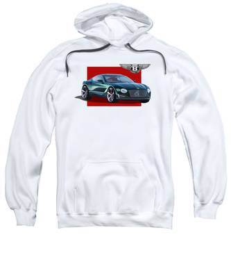 Bentley Motors Hooded Sweatshirts T-Shirts