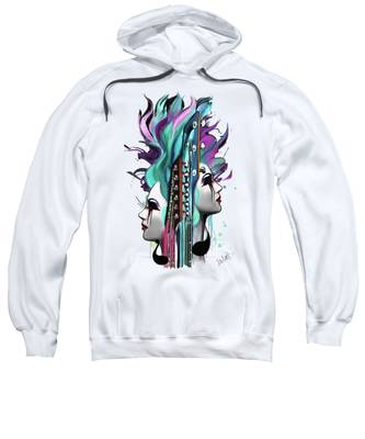 Gemini Hooded Sweatshirts T-Shirts