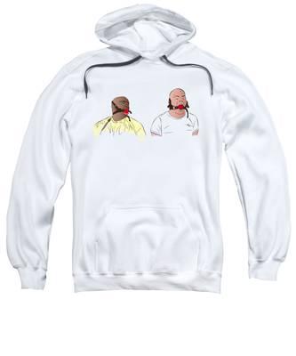 Ralf Hooded Sweatshirts T-Shirts